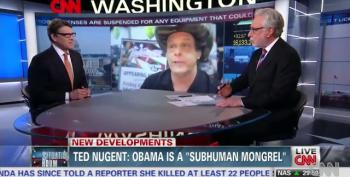 CNN's Blitzer Lets Rick Perry Play False Equivalency Game With Maher And Nugent