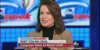 Katrina Vanden Heuvel Calls Out 'Tea Party' As 'Corporate-Hugging, Well-Funded Lobby'