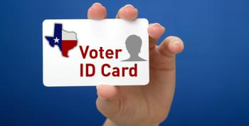 Texas Granny Collides With Texas Voter ID Law