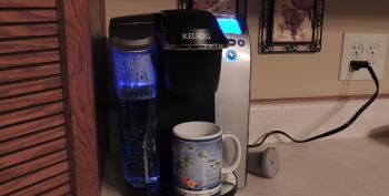 Keurig Will Use DRM In New Coffee Maker To Lock Out Refill Market