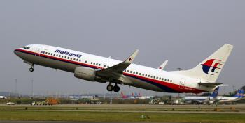 Malaysia Airlines 'Shocked' By Report On Co-pilot