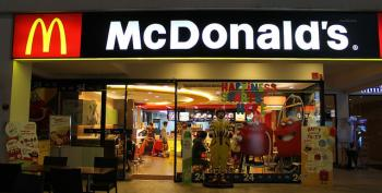 Workers Sue McDonald's For Stealing Wages