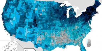 These Nine Maps Show How The GOP Is Destroying Southern States