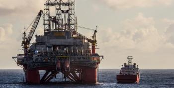 Administration Takes Another Step Toward Permitting Atlantic Ocean Drilling