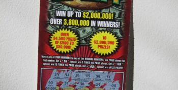 A Prankster Gave A Homeless Man A Fake Winning Lottery Ticket — You Won't Believe What Happened Next! (Video)