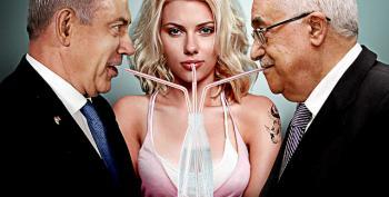 US Actress Johansson Defends SodaStream Work