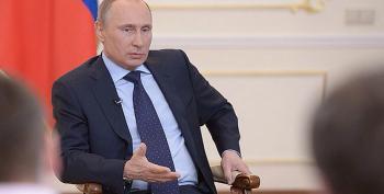 Putin Says Russian Intervention In Ukraine Is Legitimate