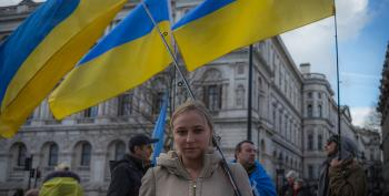 Ukraine: We All Get The Tyranny We Deserve