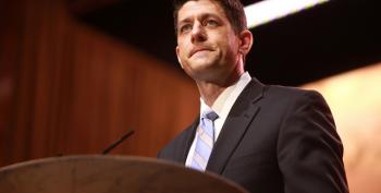 Paul Ryan Slams 'Lazy Inner City Men'