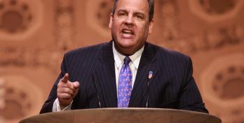 Chris Christie At CPAC With Other 2016 GOP White House Hopefuls