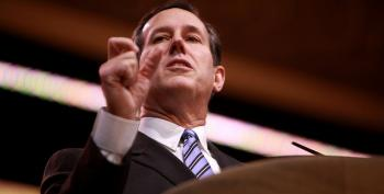 Santorum 'Absolutely' Would Have Voted For Arizona's Discrimination Legislation