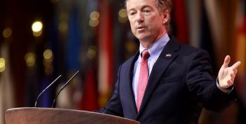 Watch Rand Paul Say President Obama Doesn't Act Black Enough (Video)