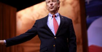 Rand Paul Boldly Goes Where No (or Few) Conservatives Have Gone Before