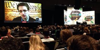 Snowden At SXSW: Encryption Is 'defense Against The Dark Arts In The Digital Realm'