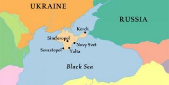 Crimea Votes To Join Russia, West Mulls New Sanctions