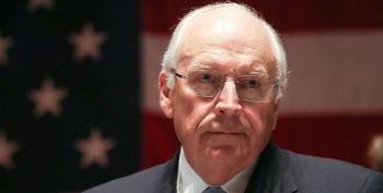 Students Walk Out On War Criminal Dick Cheney