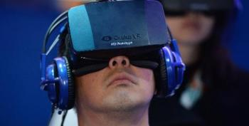 Facebook Takes $2 Billion Dive Into Virtual Reality