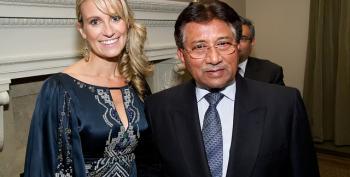 Pakistan Court Indicts Ex-president Musharraf For Treason