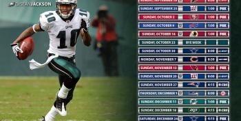 DeSean Jackson Released: Ex-NFL Exec Says, 'It's Certainly Buyer Beware'