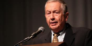 Gun-Fetishist Larry Pratt Says Liberals 'Rejoiced' After Sandy Hook Massacre
