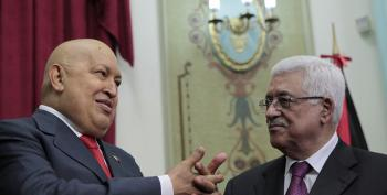 Obama Meets Abbas In Bid To Save US Peace Drive