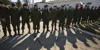 Russia Foray Into Ukraine Sinks Global Stocks