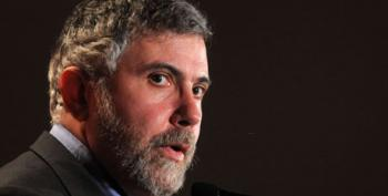 Paul Krugman Eviscerates Paul Ryan For His Racist 'Inner City' Poverty Remarks