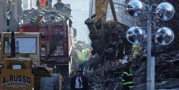 New York Gas Blast Death Toll Rises To Eight