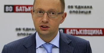 World Powers Warn Russia Against Crimea 'Annexation'