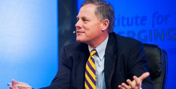 Aspiring Senate Intelligence Chair Richard Burr Goes After Mark Udall