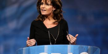 Watch CPAC Crowd Drool Over Sarah Palin's Weird Rendition Of 'Green Eggs And Ham' (Video)