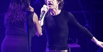 Stones Cancel Show After Jagger's Girlfriend Found Dead
