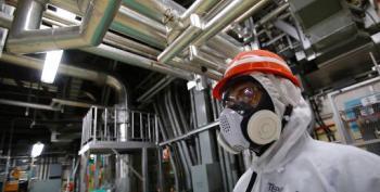 Fukushima Operator Halts Water Decontamination System