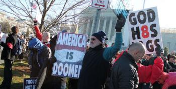Westboro Baptist Can Dish It Out -- But Can't Take It