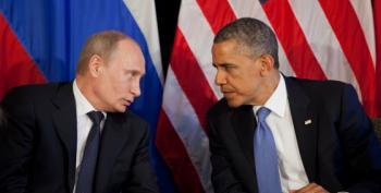 Crimea Vote Fully Legal, Putin Tells Obama