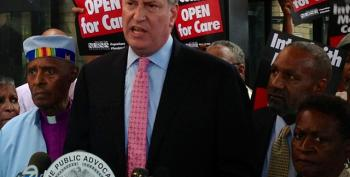 Mayor De Blasio Has It Right On Charter Schools