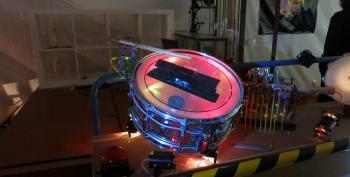 DailyDirt: Making Robot Musicians