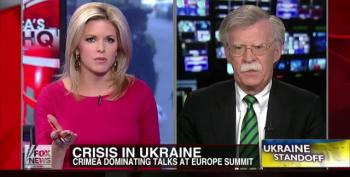 Neocon John Bolton Calls Russian Sanctions 'Meaningless'
