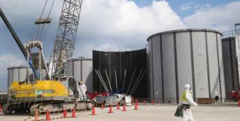 Fukushima Water Decontamination System Down Again