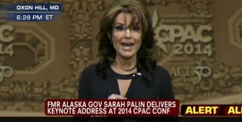 Palin: 'Mr. President, The Only Thing That Stops A Bad Guy With A Nuke Is A Good Guy With A Nuke'