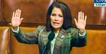 Bachmann: America Unrecognizable Because Of Free 'Killer Drugs' Like Birth Control