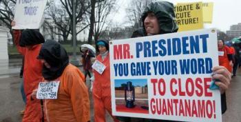 US Transfers Guantanamo Detainee To Algeria