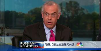 David Brooks: 'You Don't Go Invading Other Countries'