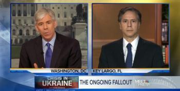 David Gregory Freaks Because Putin's Not Listening!
