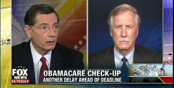 Sen. Barrasso: Administration 'Cooking The Books' On Obamacare Enrollment