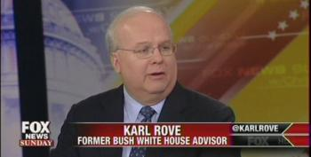 Rove Claims GWB Sent 'Strong Message' To Putin After Georgia Invasion