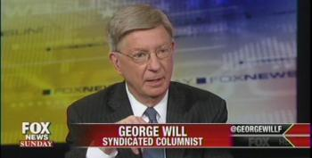 George Will And Chris Wallace Downplay Role Of Dark Money In FL-13