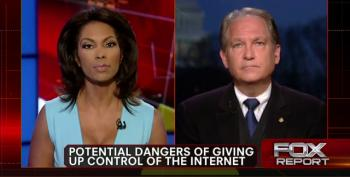 Latest Fox Freakout: President Obama Is Giving Away The Internet