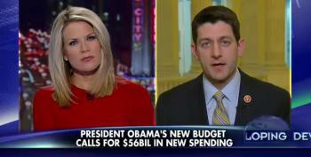 Paul Ryan Attacks Obama Budget As 'Raising White Flag' For Not Gutting Social Safety Nets