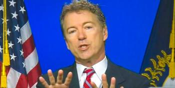Rand Paul: Take On Putin By 'Drilling Every Possible Conceivable Place'